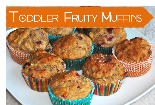 Fruity Muffins