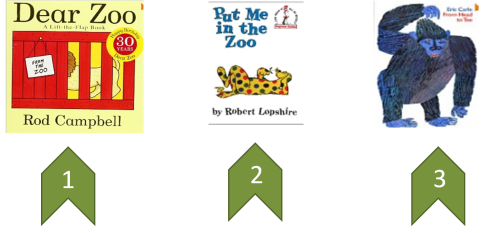 books about zoo