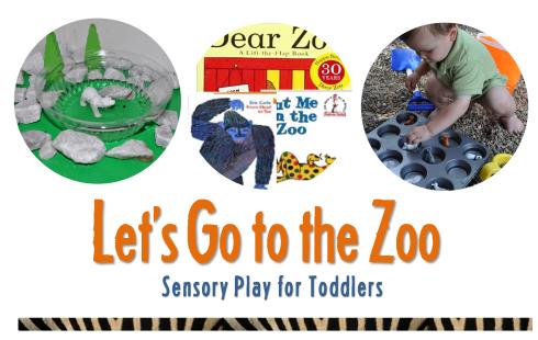 zoo sensory box